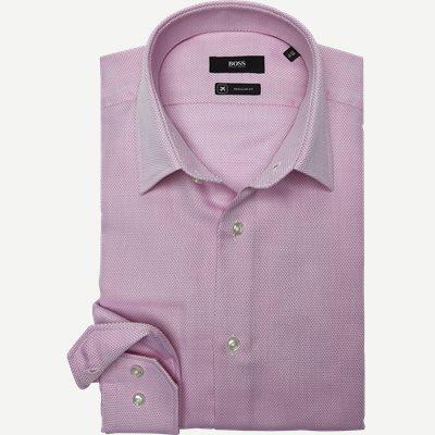 Enzo Skjorte Regular | Enzo Skjorte | Pink